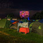 Humans Make Patterns, Bluedot festival, Jodrell Bank.